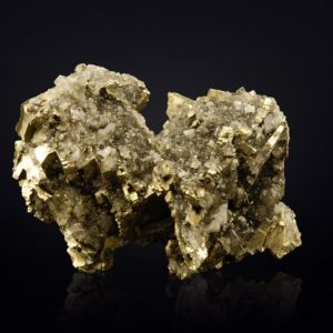PYRITE with BARYTE